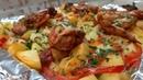БЫСТРЫЙ ужин из КАРТОШКИ и КУРИЦЫ, простой РЕЦЕПТ Готовим блюдо ИЗ КУРИЦЫ и картофеля