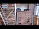 Как отопить большой дом печью Печь с водяным контуром электричество Ленинградская разводка