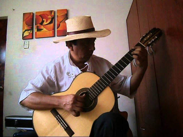 AMOR HERIDO C sar Cuellar Reyes Huayno ayacuchano