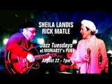 Jazz Tuesdays with Sheila Landis, Rick Matle, Joe Vasquez, Jeff Shoup (82217)