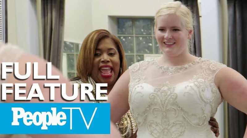 Curvy Bride Must Choose Between Mother's Wedding Dress Royal Gown The Perfect Fit PeopleTV