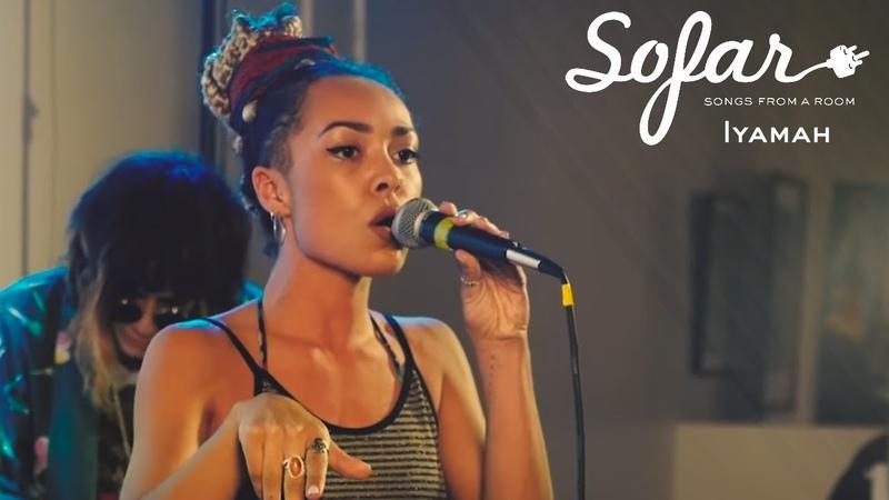 Iyamah - Silver Over Gold | Sofar Los Angeles