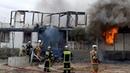 В Ноябрьске сгорела «расселенка» на улице Изыскателей