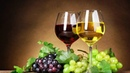 Как красиво нарисовать бокалы с вином
