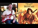 The last of the Mohicans Main Title Trevor Jones cover by Dave Monk 1080 X 1920 mp4