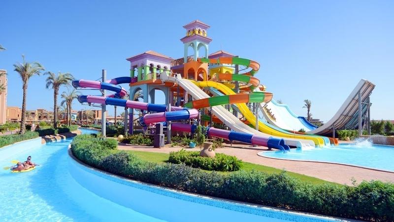 Charmillion Resort 5* (ex. Sea LifeClub), Sharm El Sheikh, Egypt