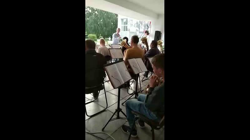 Live: Вязниковский Духовой оркестр