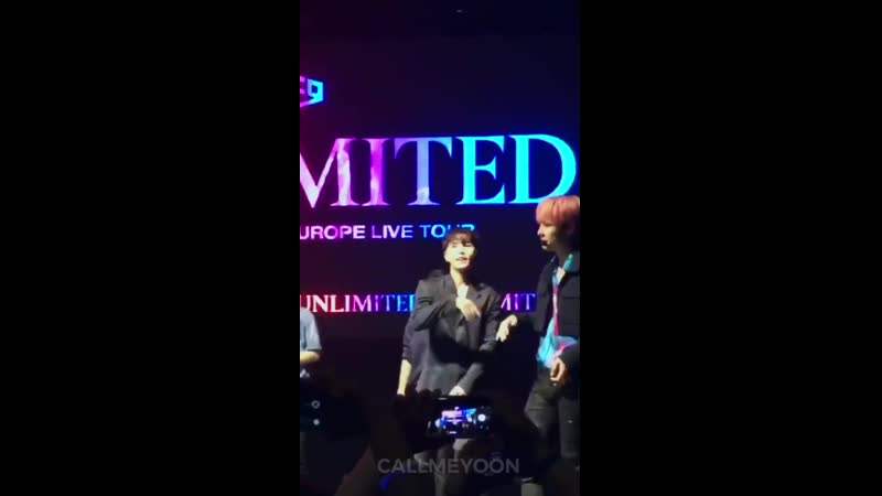 190419 USA·EUROPE LIVE TOUR UNLIMITED IN CHICAGO