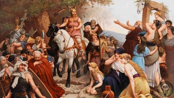 История рыцарей: варварские корни Как связаны варварские военные традиции и образ средневекового рыцаря Рыцари это одна из самых популярных тем в истории: их статус и быт в средневековой Европе