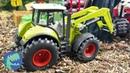 Мультики про машинки Грузовик, Трактор и Волшебник помагают на ферме