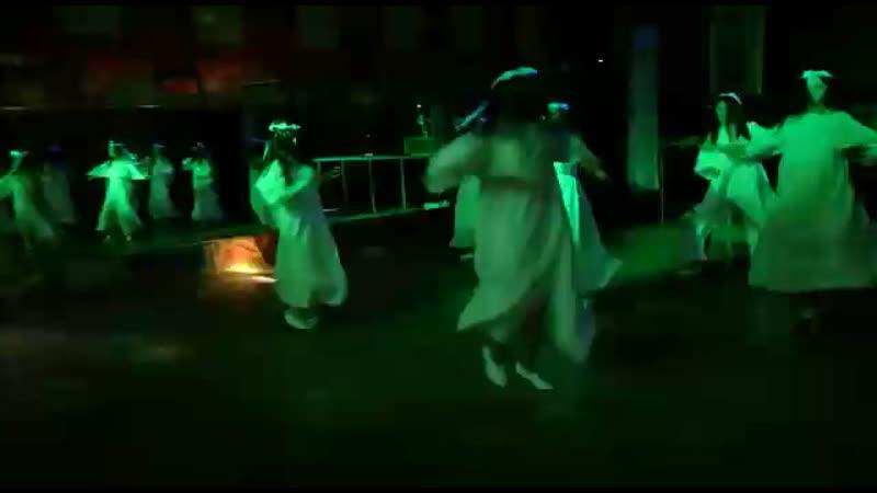 Проект Давайте Потанцуем, 2018