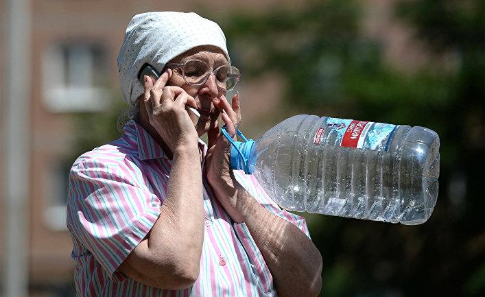 В Кардоникской прекращена подача воды населению