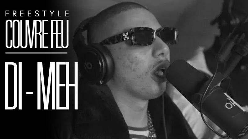 DI-MEH X HYPOCRIZZY X SLIMKA X DAEJMIY - Freestyle COUVRE FEU sur OKLM Radio {OKLM TV}