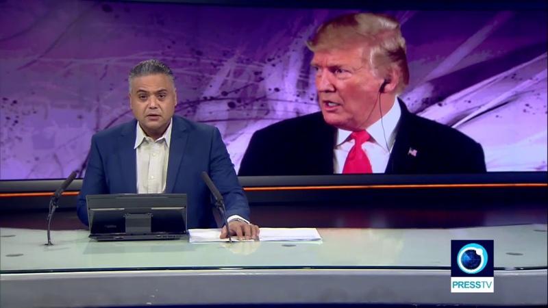 Trump appreciates Iran for not targeting P8 plane