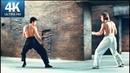 Легендарный Бой Брюс Ли против Чака Норриса Путь Дракона HD