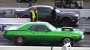 Dodge Demon vs Cuda Old vs New School Drag Racing 604 Street Legit