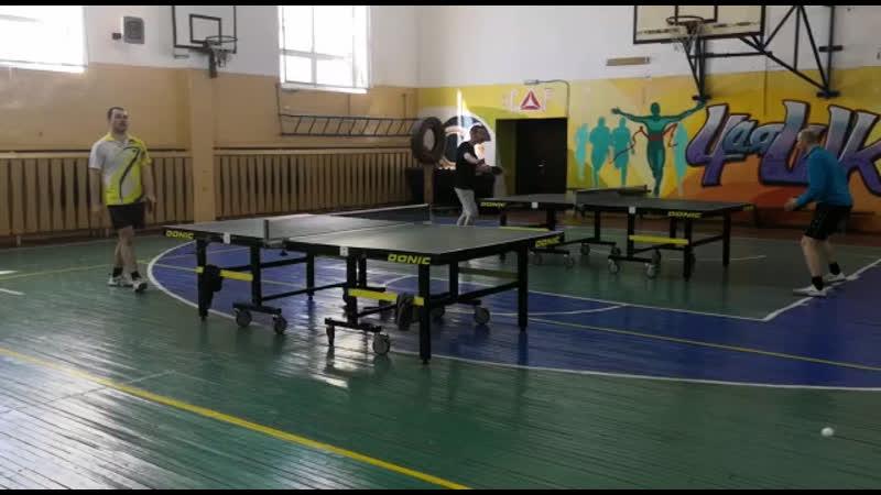 Клуб Настольного тенниса «Вулкан»