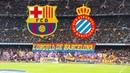 Grada Animación DERBI | Barça- Espanyol Grandstand PARTE 1