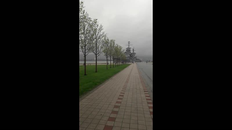 отпуск 2019 апрель май Новороссийск крейсер Кутузов