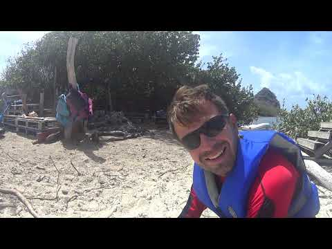 Frigate island 3 nd kite day
