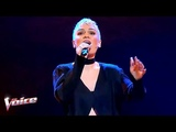 Jessie J - 'I Have Nothing' By Whitney Houston - The Voice Australia