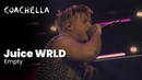 Juice WRLD - Empty - Live at Coachella 2019 Saturday April 13, 2019