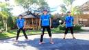 Senam Turun Naik Oles Trus By Fresh Boy Ft Blasta Rap Family/Choreo By Chenci At WKM Garden Borneo