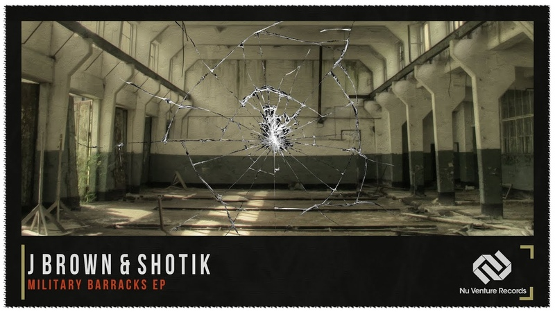 J Brown Shotik Break The Rules NVR070 Out 26th April