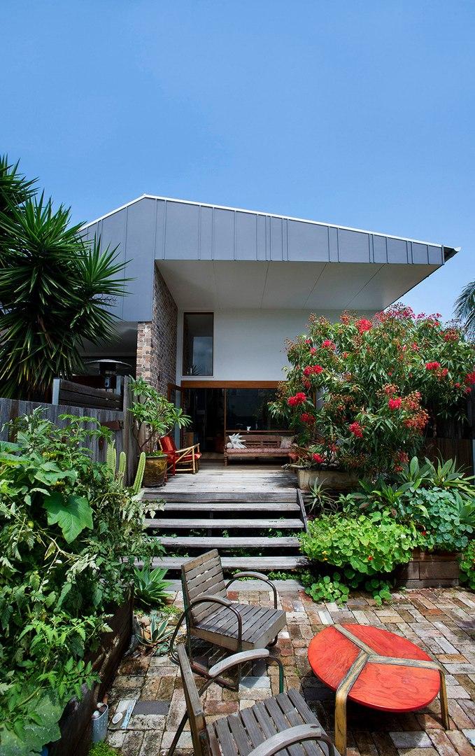 Уютный и слегка причудливый дом в Австралии
