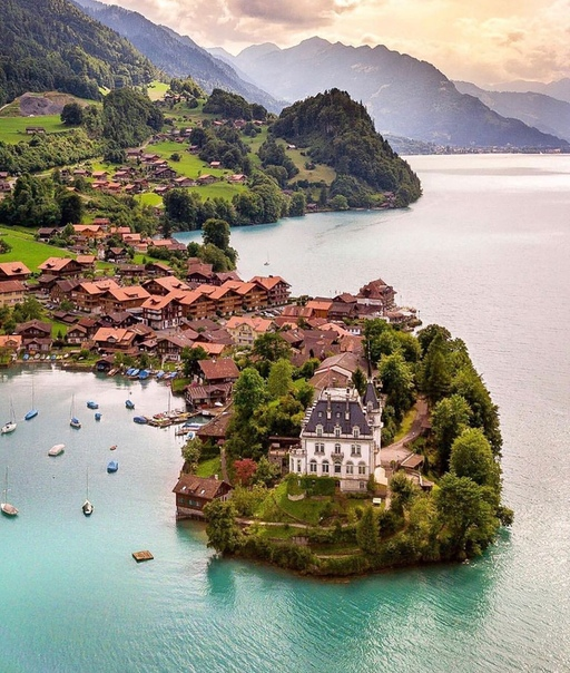 Изельтвальд, Швейцария.