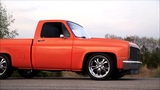 WARNING! VIOLENT BURNOUTS! Wicked Built Hot Rod Squarebody C10 , FOR SALE!