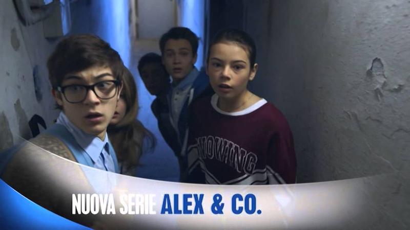 Alex Co -- A Maggio su Disney Channel