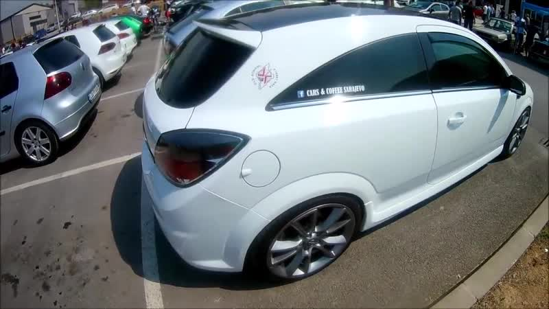 Opel Astra H GTC OPC by Proho Tuning Styling