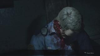 Resident Evil 2 Remake - S Rank Leon A Walkthrough Part 1: RPD