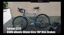 Format 5222 - MonsterCross 27,5 650b Wheels 48mm tires TRP Disc Brake