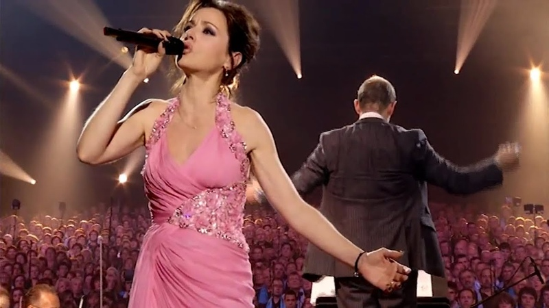 Tina Arena - Dont Cry for Me Argentina (Live in Amnéville) ft. Les 2000 choristes