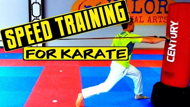 Karate Training for Faster Punches [Pt. 1] Gyaku Zuki Gyaku Tsuki Reverse Punch