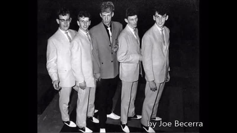 Somethin Else - Rory Storm The Hurricanes (With Ringo Starr) 1960 - Edition Joe Becerra