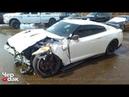 Как обманывают на автомобильных аукционах США! Подстава с Nissan GTR / BMW M850 / Maybach S600