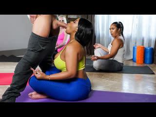 Aryana adin focus on your body (big ass, big tits, ebony, blowjob, black hair, hardcore)