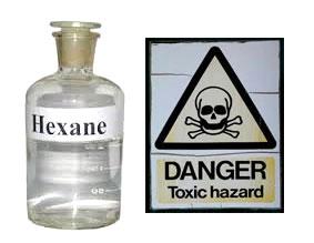 Что представляет из себя химическое вещество Гексан
