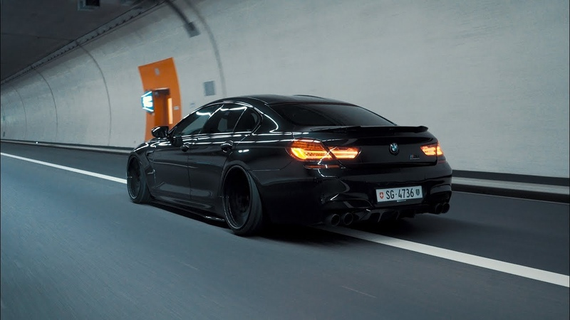 BMW M6 Gran Coupe Competition (F06) 800HP Widebody Custom