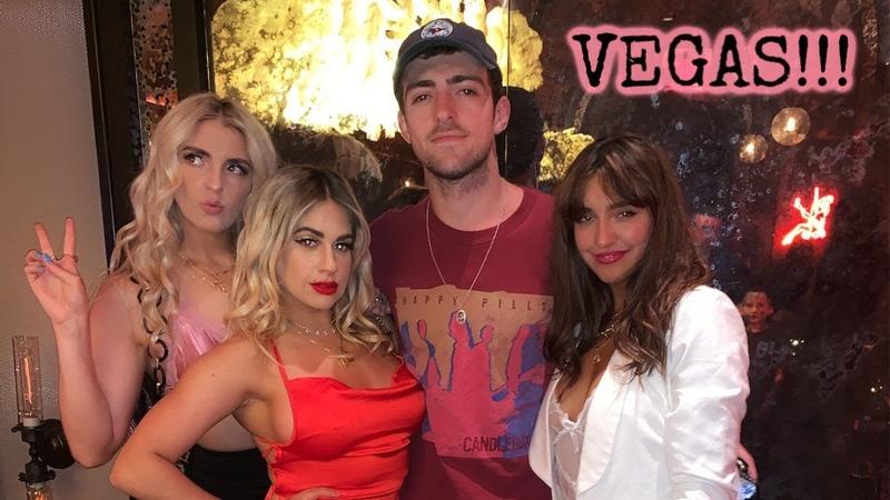 Riker Vanni's Bachelor/Bachelorette Party   Rydel Lynch