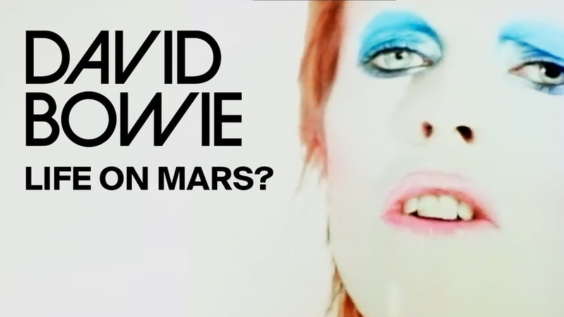 David Bowie – Life On Mars (Official Video)