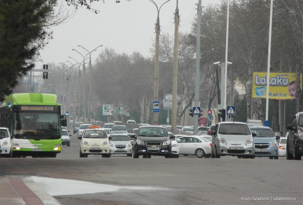 Автопарк Ташкента 2019