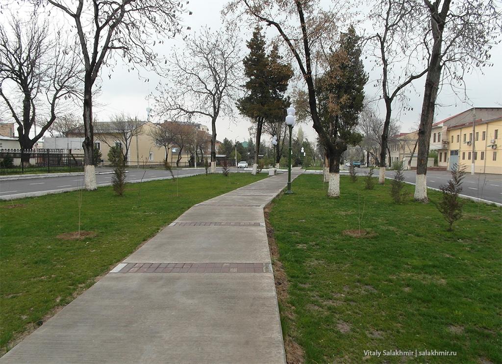 Улица Бодомзор, Ташкент 2019