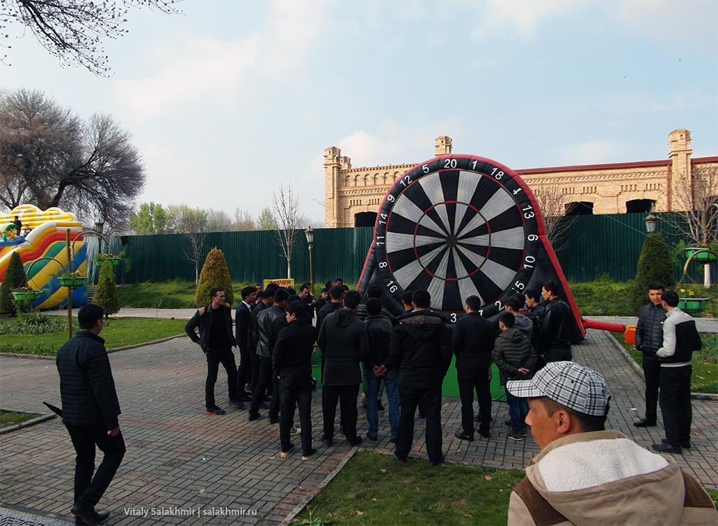 Игры на навруз в Ташкенте, 2019