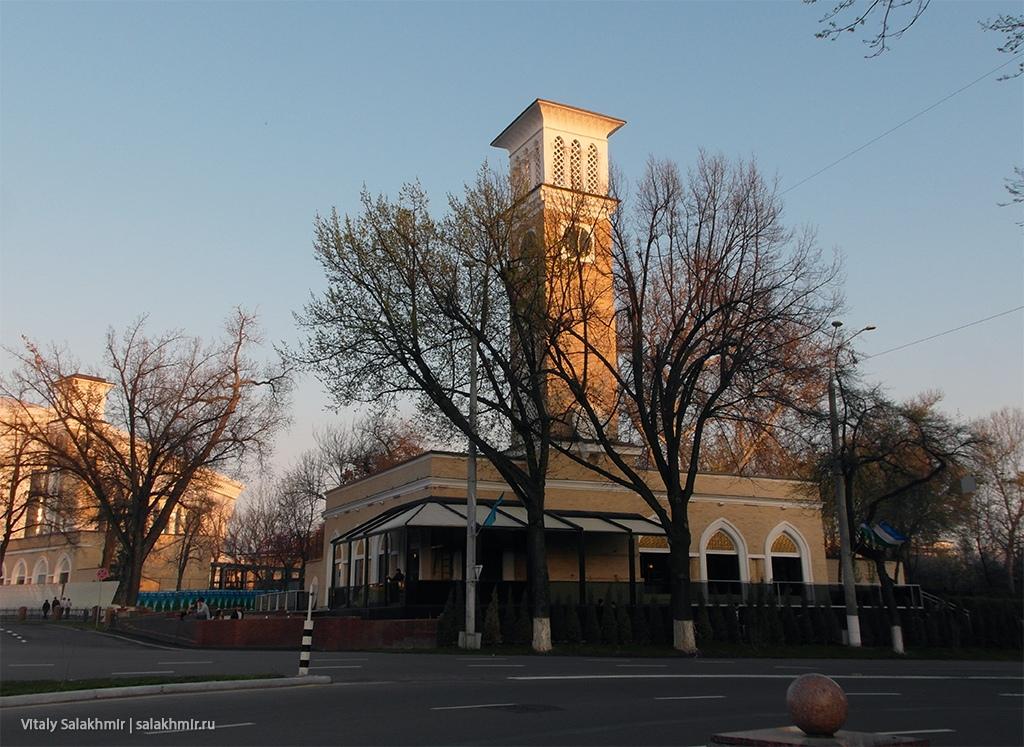Куранты в Ташкенте, 2019