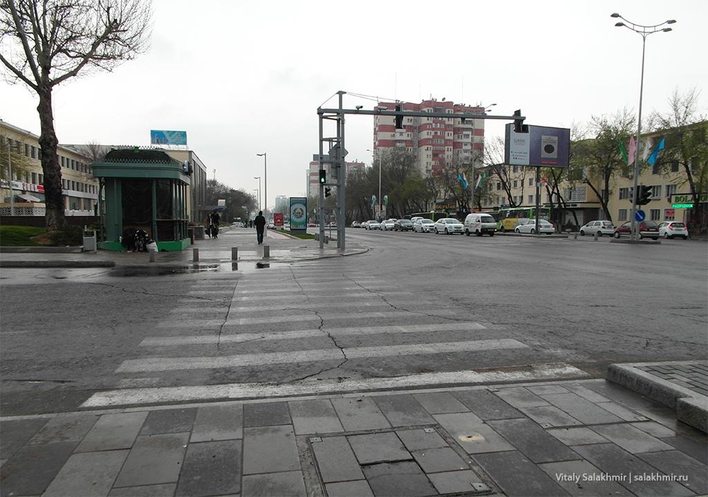 Проспект Амира Темура, Ташкент 2019