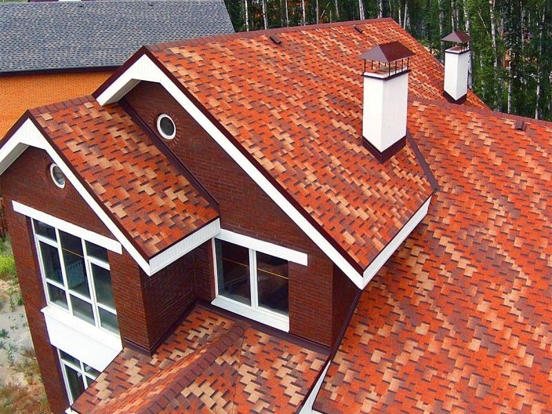 Каковы различные типы облицовки крыши?